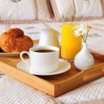 столик для завтрака в постель идеи виды