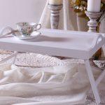 столик для завтрака в постель виды идеи