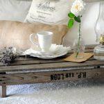 столик для завтрака в постель дизайн