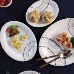 тарелки для сервировки стола декор