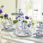 тарелки для сервировки стола фото декор