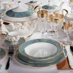 тарелки для сервировки стола фото идеи