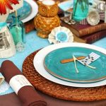 тарелки для сервировки стола фото вариантов