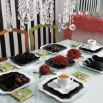 тарелки для сервировки стола идеи фото