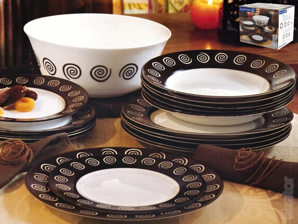 тарелки подставные