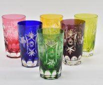 хрустальные стаканы для воды