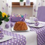 водостойкая скатерть на стол для кухни виды дизайна