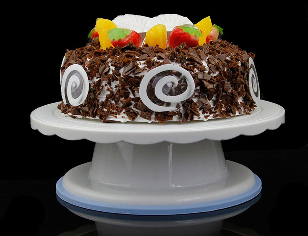 поворотная подставка под торт