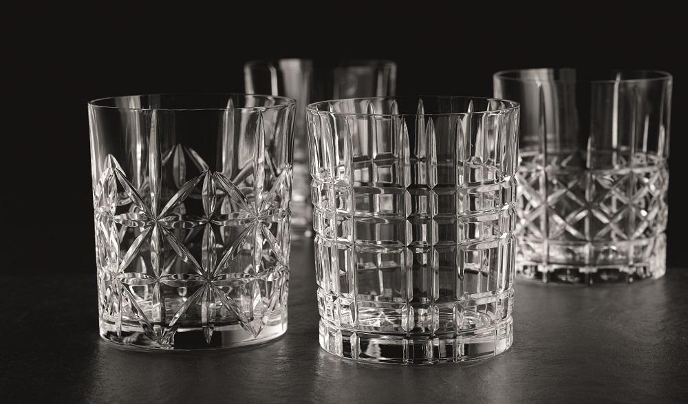 хрустальные стаканы для виски