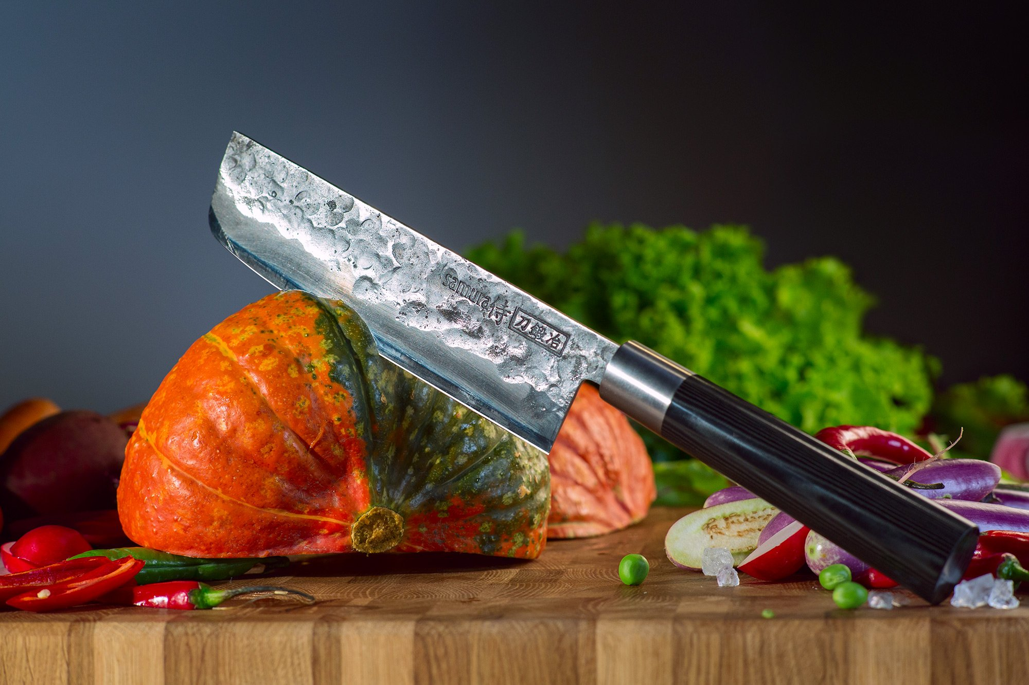 японский нож усуба