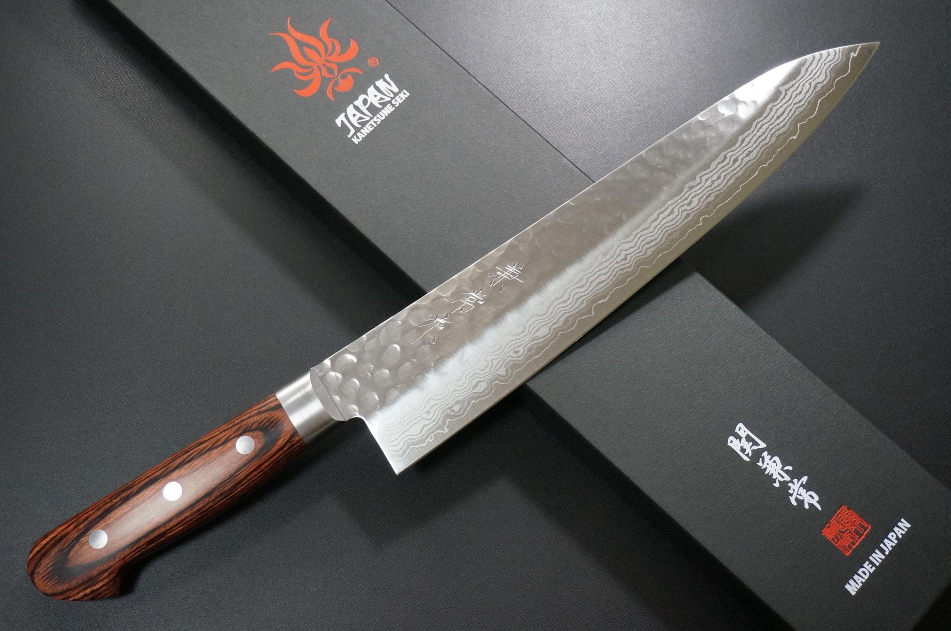 японский шеф нож фото