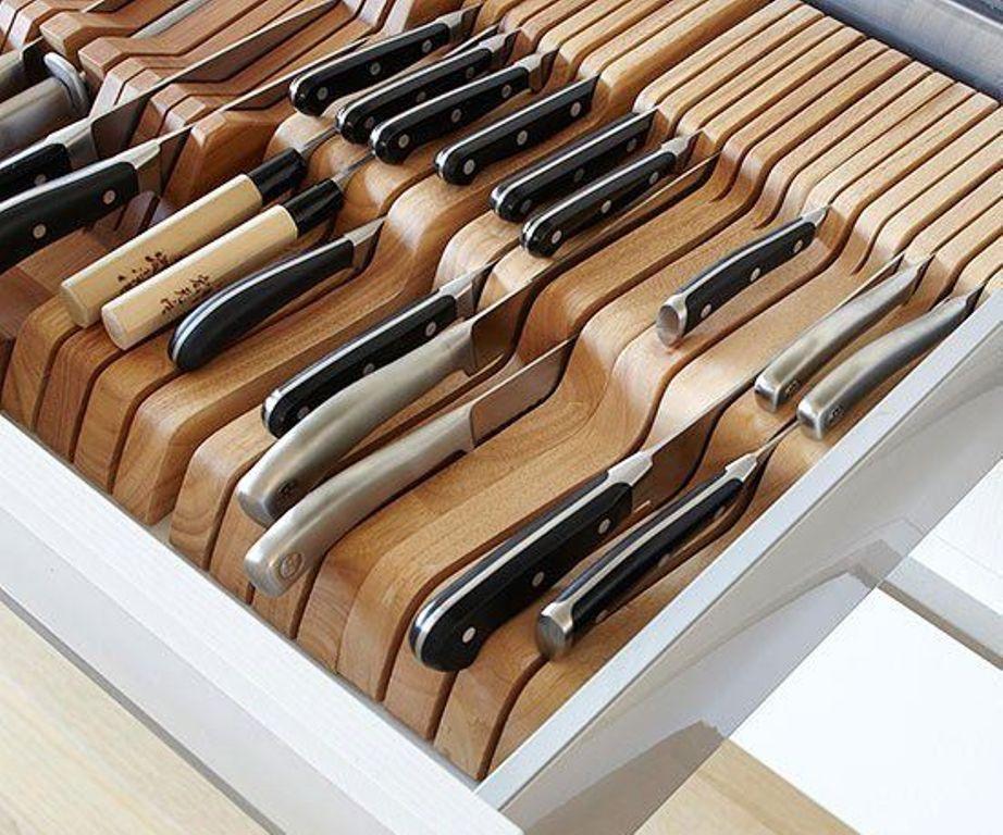 ящик для ножей