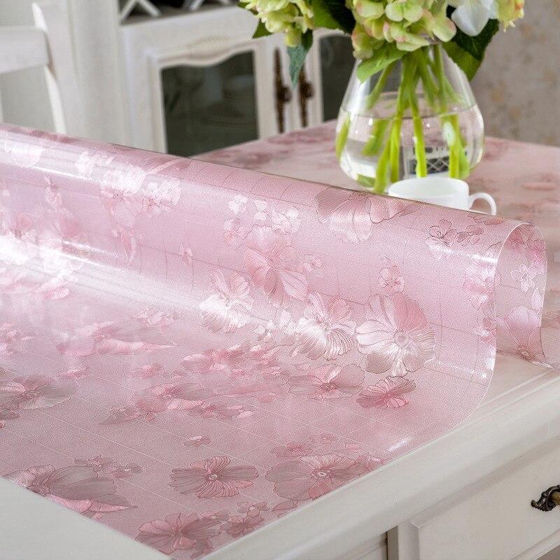 защитная цветнаЯ скатерть для кухонного стола