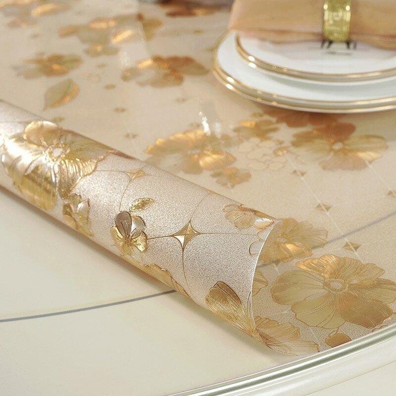 защитное покрытие для стола мягкое стекло варианты