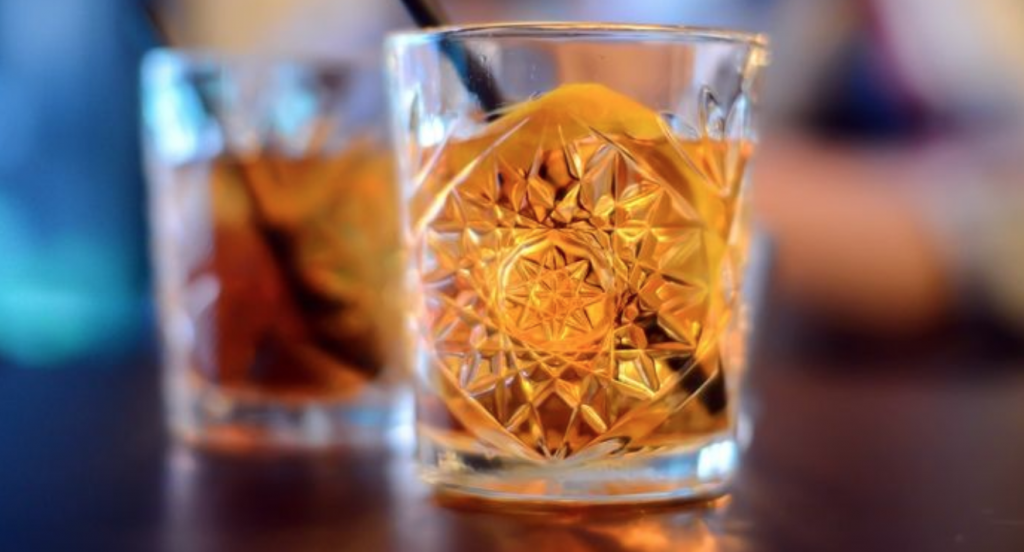 стакан олд фэшн для виски