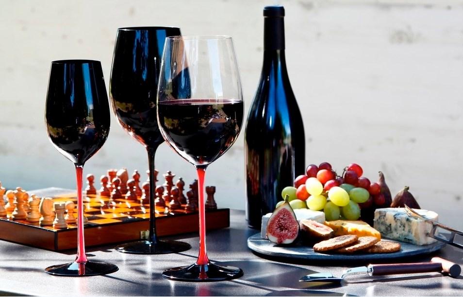 посуда для красного вина
