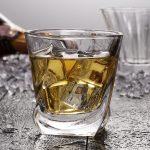 стаканы для виски со льдом