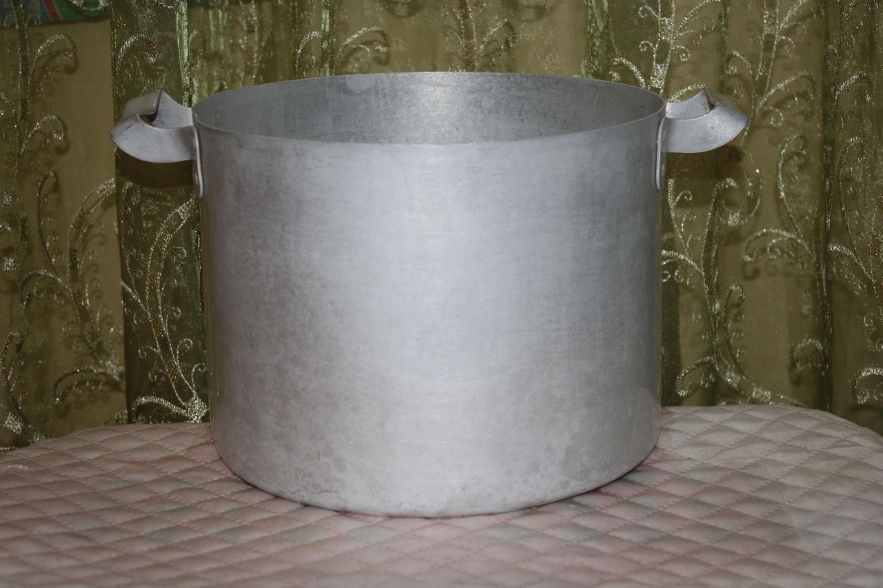 алюминиевая кастрюля