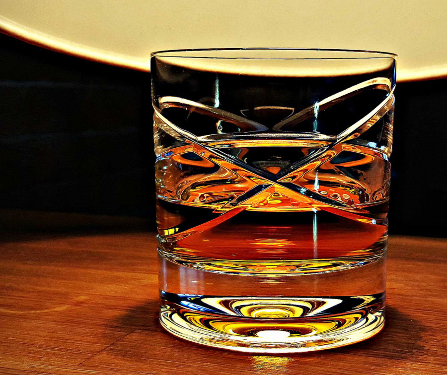 Бокал Shtox Spinning Glass 005