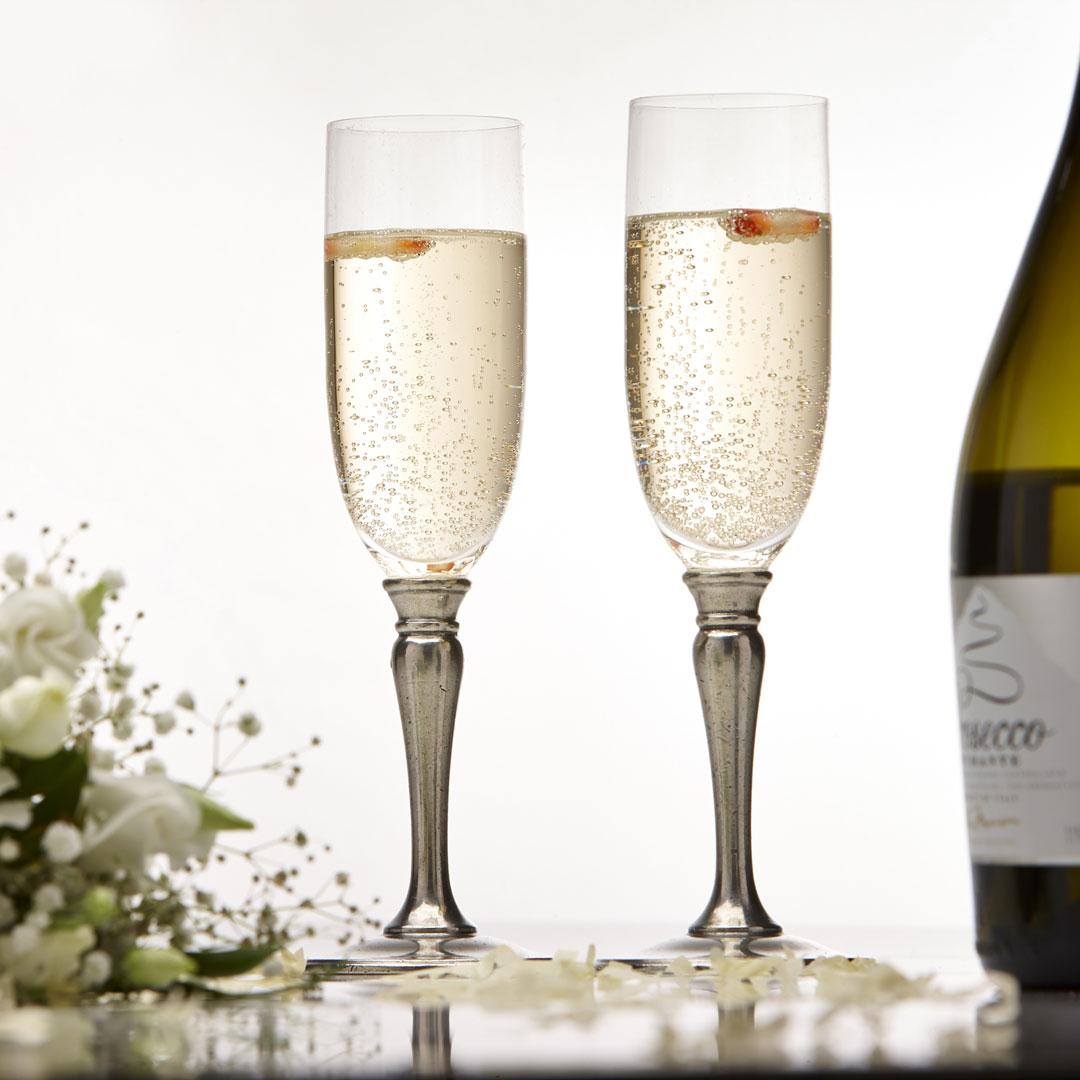 бокалы для игристых вин
