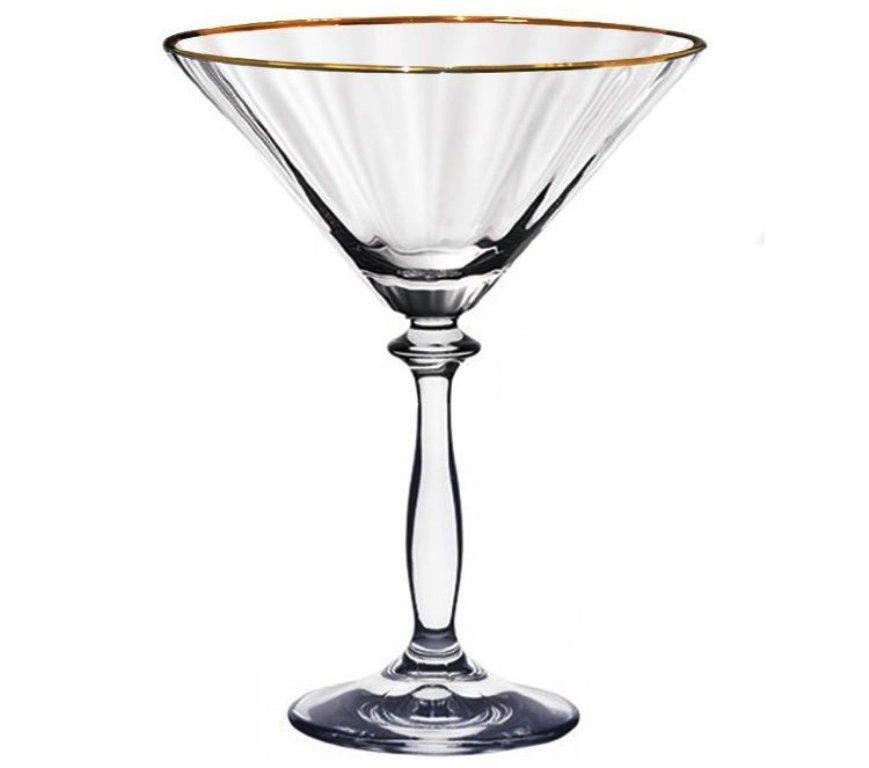 бокалы для мартини богемия