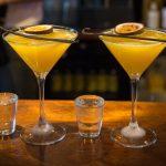 бокалы с мартини фото