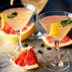 бокалы с мартини фото декор