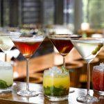 бокалы с мартини фото дизайн