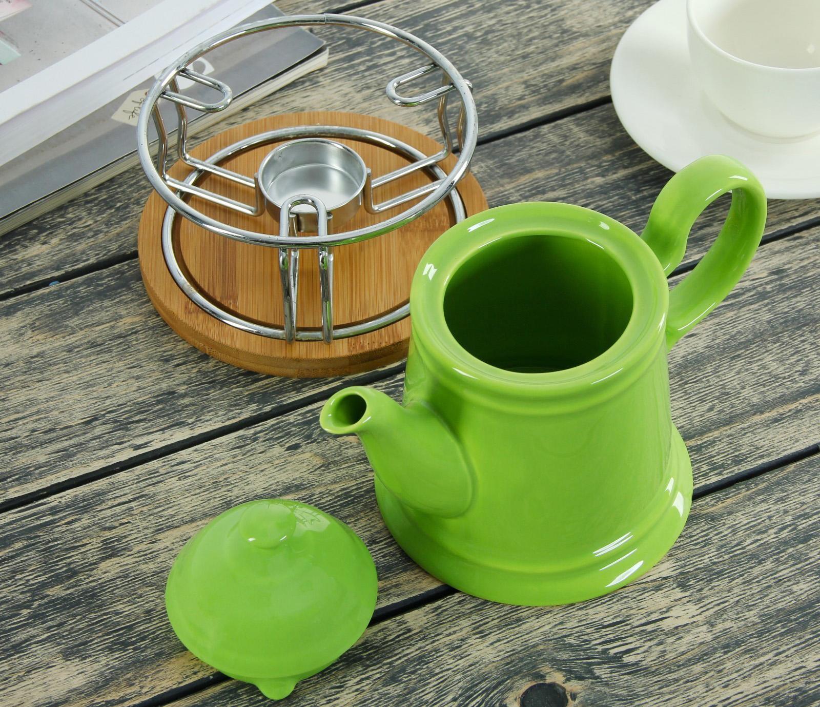 Фото керамического чайника