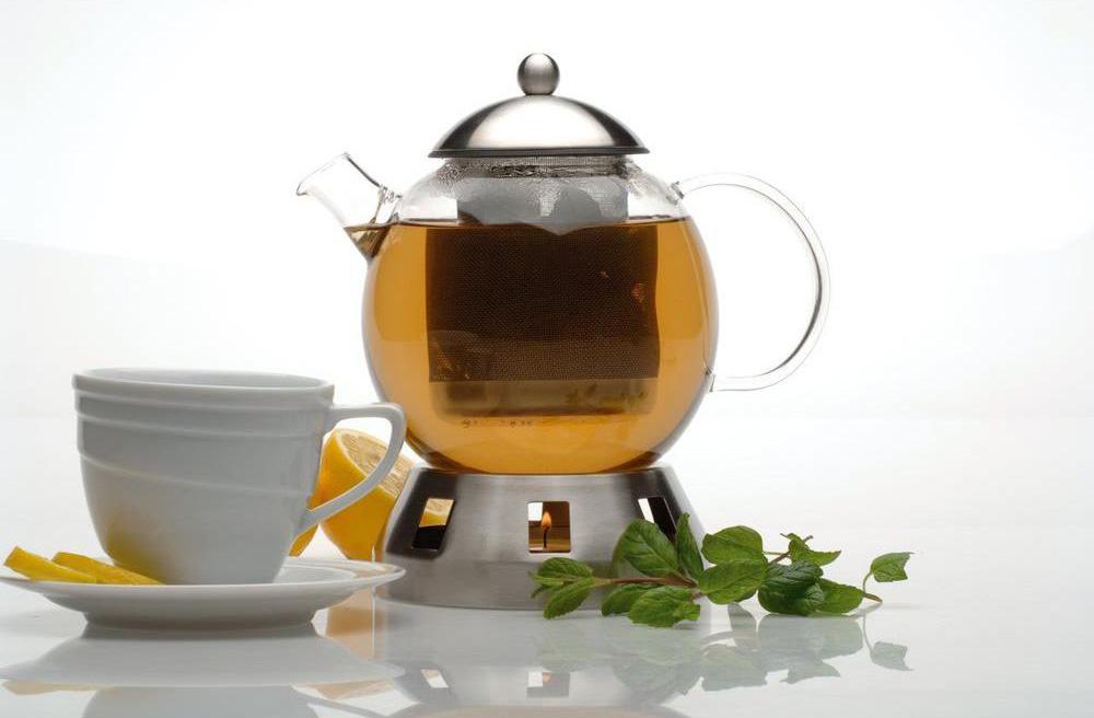 Чайник заварочный с подогревом