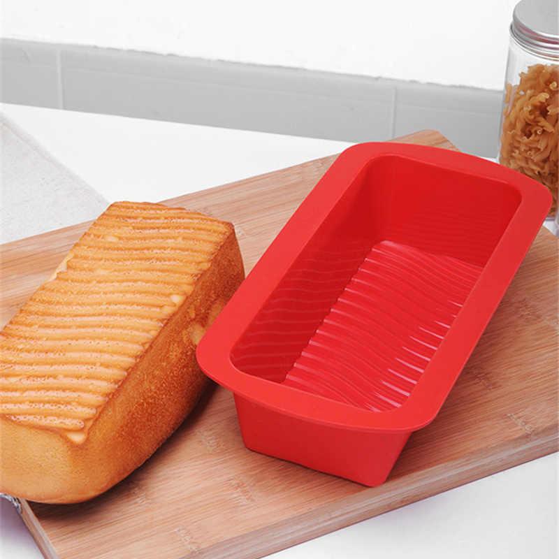хлеб в силиконовой форме фото