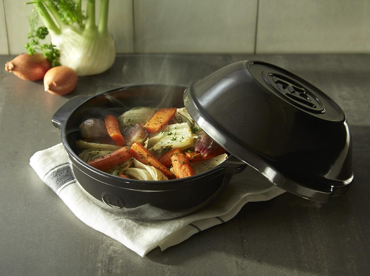 керамическая кастрюля для духовки
