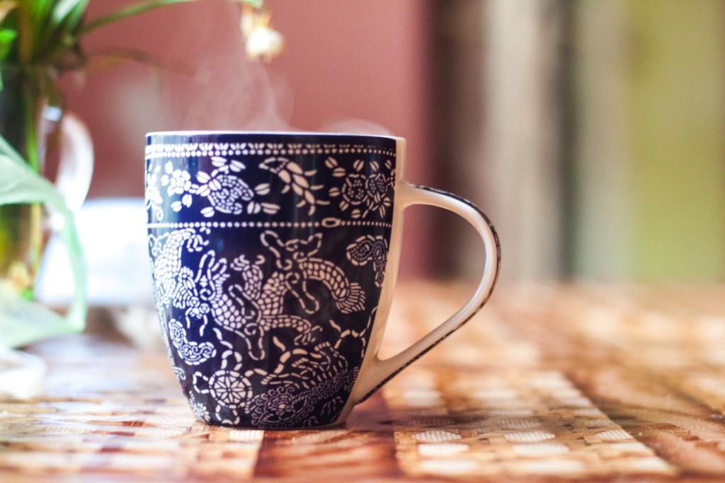 Фото керамической кружки