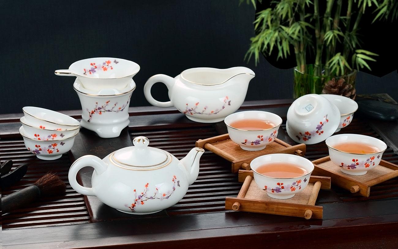 Китайское чаепитие