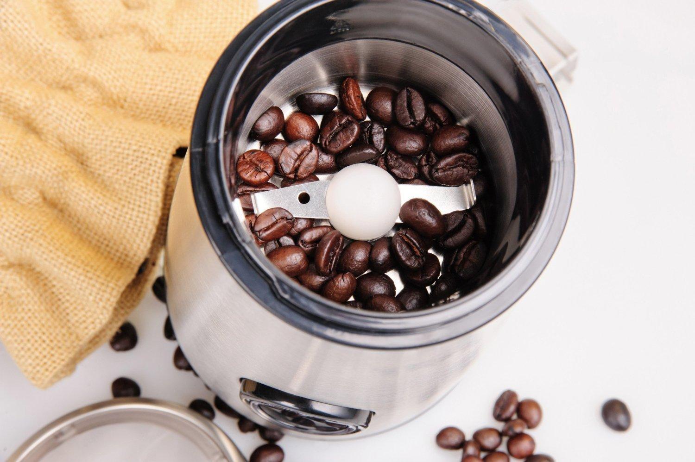 кофемолка роторная