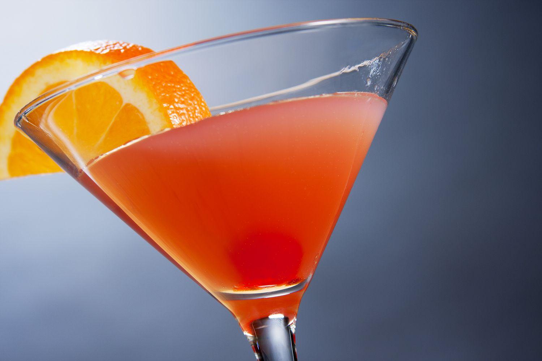 мартини с соком