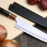 Фото ножа из стали ZDP 189