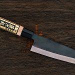 Нож из стали широгами