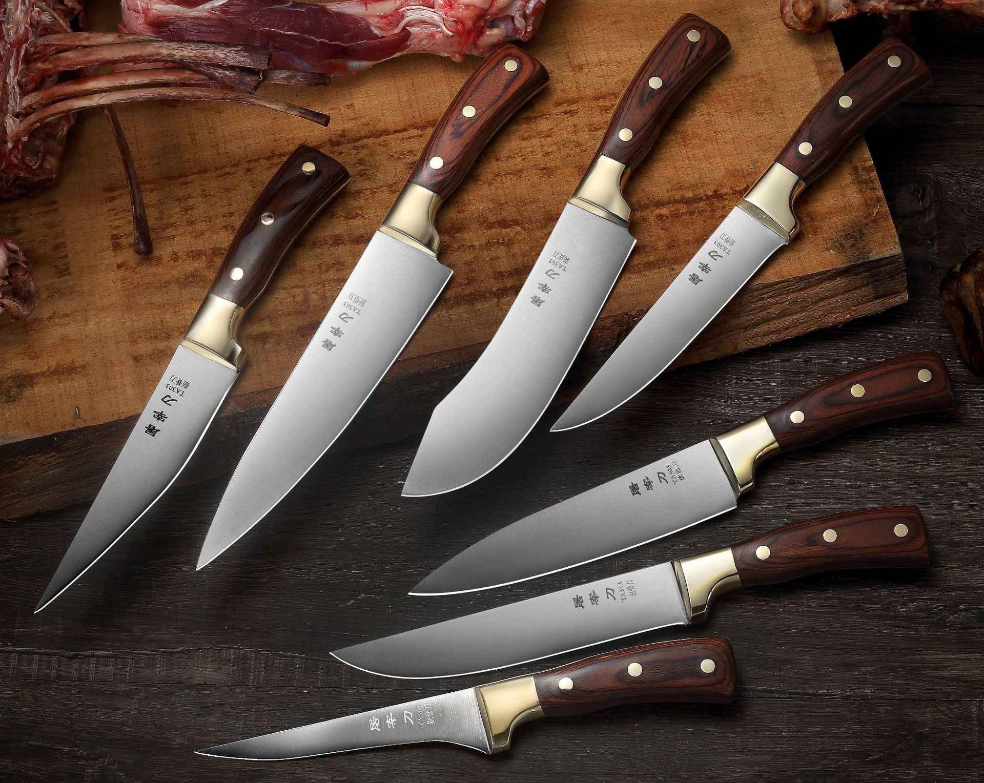 Ножи из углеродистой стали