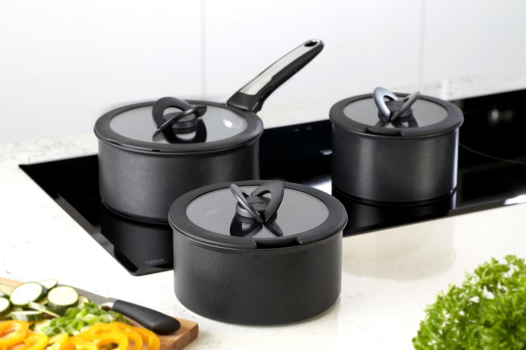 Посуда Tefal Ingenio на кухне