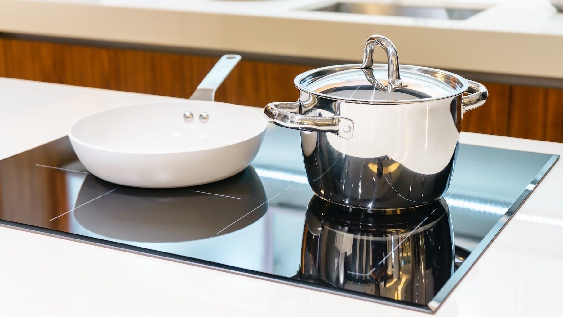 Фото сковороды для индукционной плиты