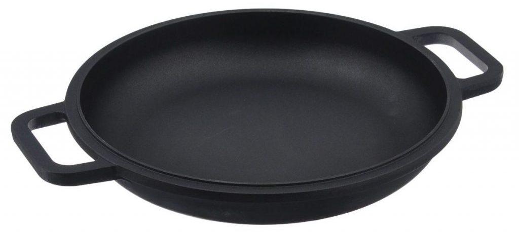 сковорода нева металл чугунная