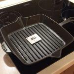 гриль сковорода для индукции