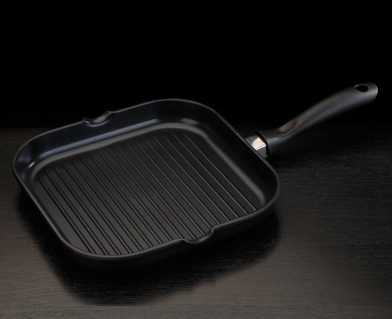 прокаливание чугунной сковородки