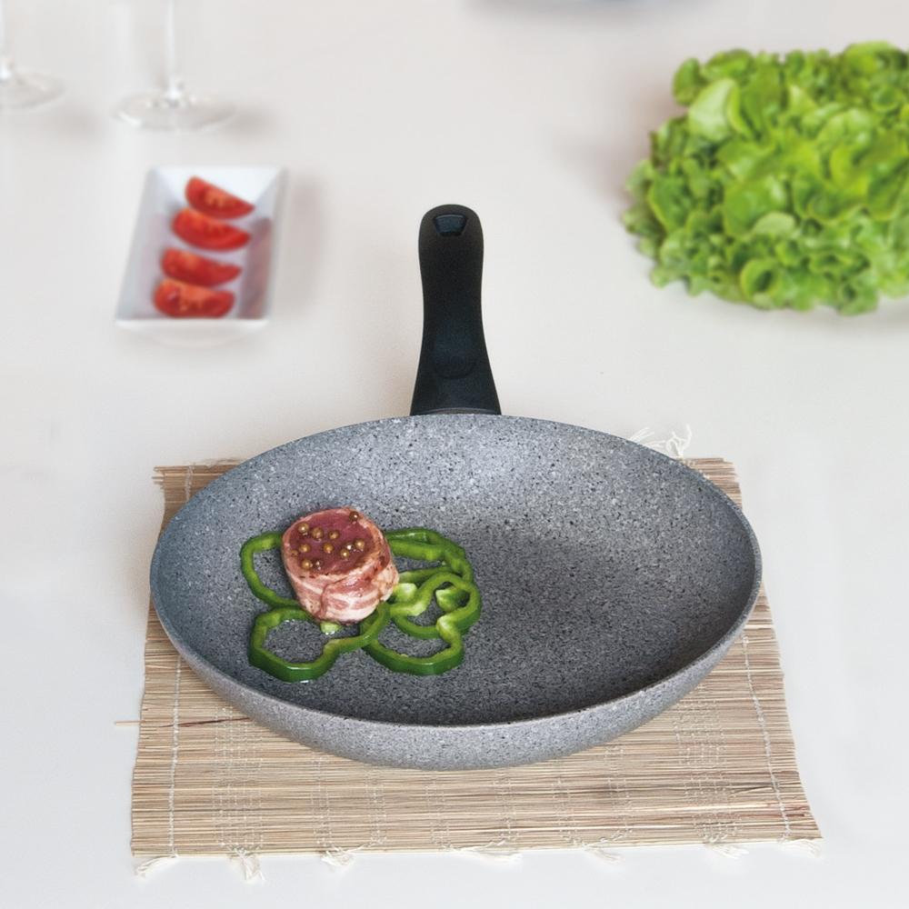 фото гранитной сковороды