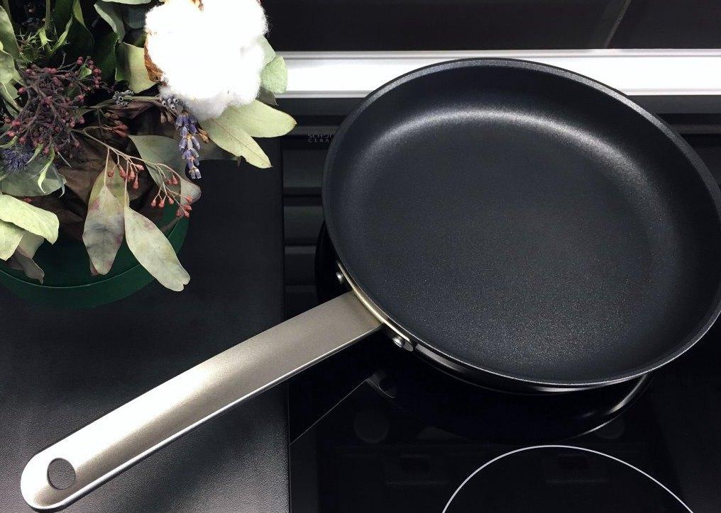 сковорода тефлоновая