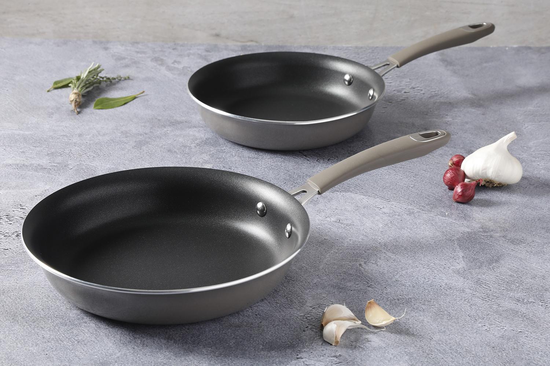 сковороды чугунные с эмалированным покрытием