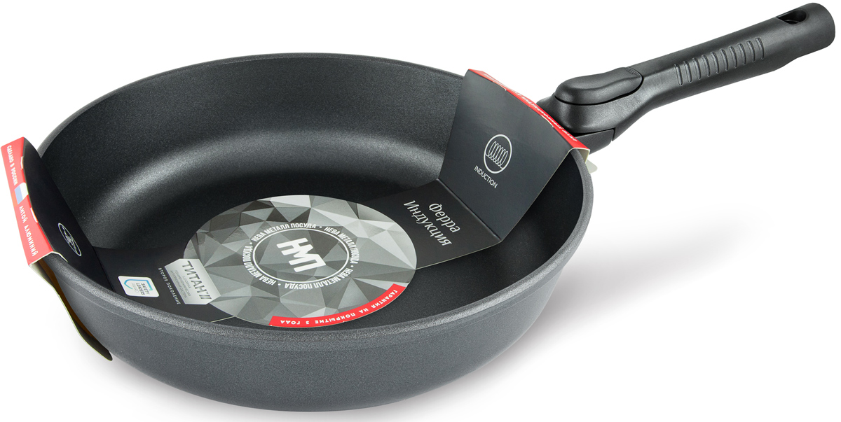сковорода нева металл титан пк
