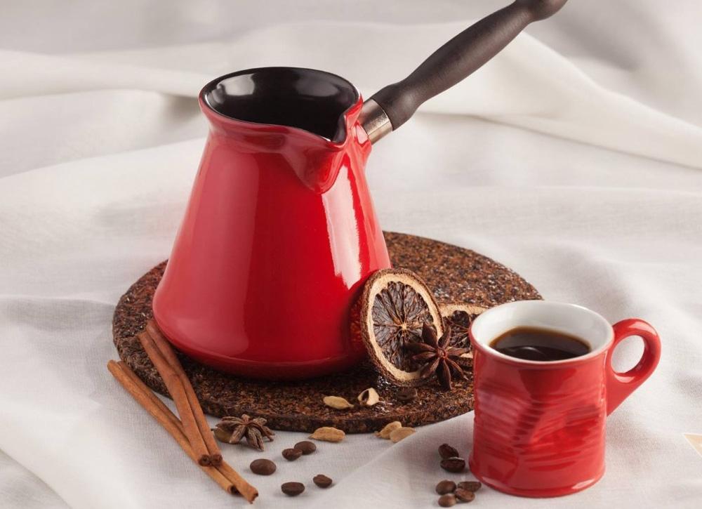 турка керамическая для кофе