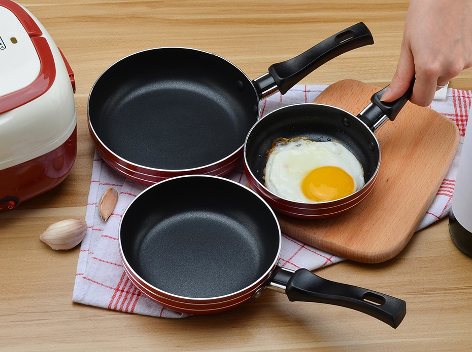 разные размеры сковород